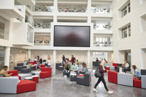 Loyola Marymount University's New Student Housing Ready for Move In